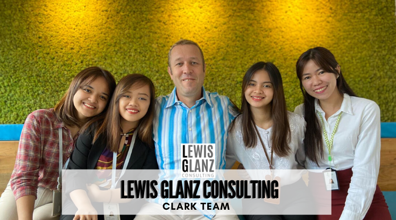 Lewis Glanz Consulting Started Operating its Office in Clark, Pampanga